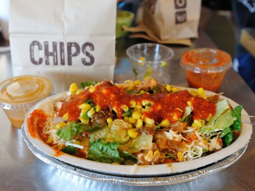 Chipotle's New Drive-Thru Is for Preorders Only