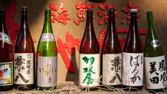 Learning To Love Sake: Japan Ramps Up Efforts To Entice Foreign Markets