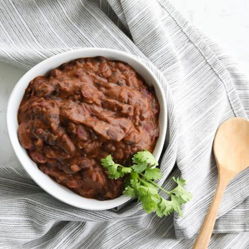 Easy Vegan Refried Beans