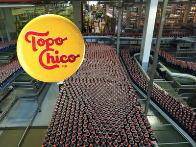 Coca-Cola Acquires Topo Chico, the Sparkling Water for Cool People