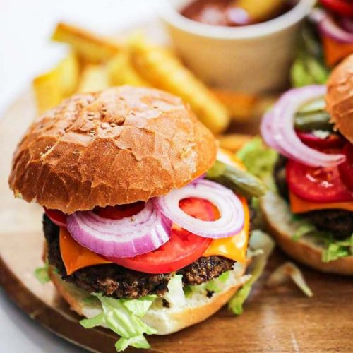 Easy Hamburger Recipe