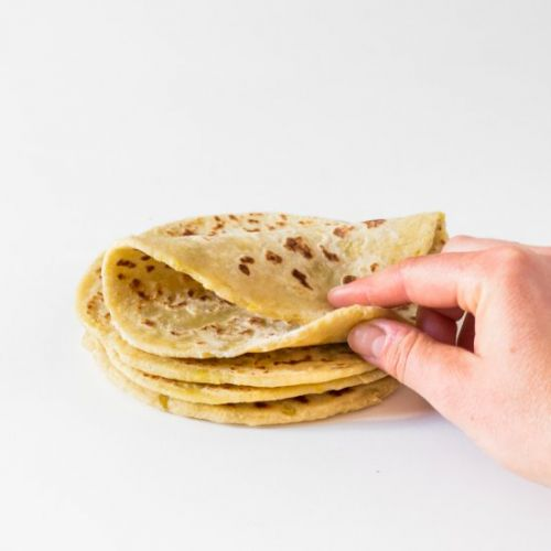 Vegan Potato Tortillas