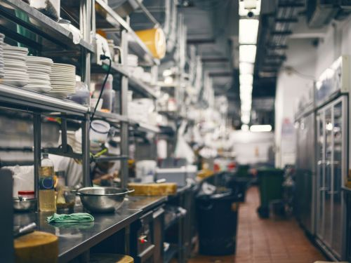 Are There Too Many Restaurants?