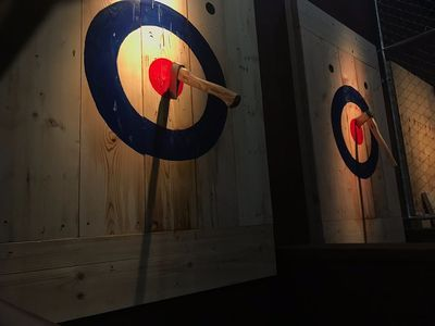 Ax-Throwing Bars, Explained