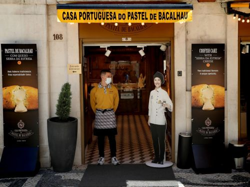 Without the Tourists, the Fate of Portuguese Food Is Unclear