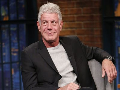 Anthony Bourdain's New Comic Book Series Is Now Available for Pre-Order