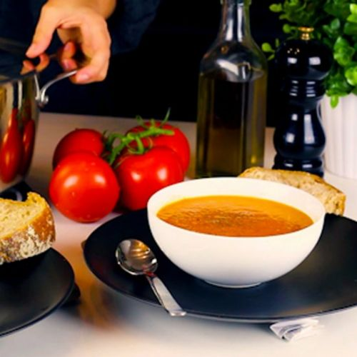 Two Seasonal Vegetable Soups