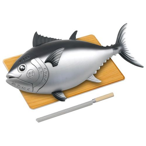 This Tuna Puzzle Will Teach You How To Butcher A Fish