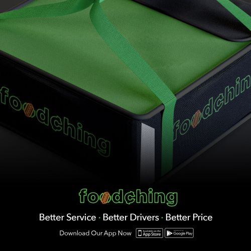 FoodChing Food & Drink Delivery Launches in 40 Major Markets