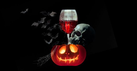 Six Wines to Pair With Classic Horror Movies This Halloween
