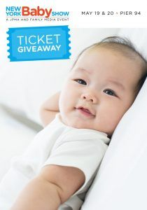 New York Baby Show 2018 - TICKET GIVEAWAY!