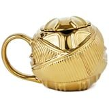 A Harry Potter Golden Snitch Coffee Mug Exists, So Who's Up For a Butterbeer?