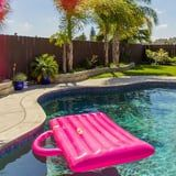 Elle Woods Would Definitely Re-Record Her Law School Video With This Pink Purse Pool Float