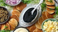 How To Make A Caviar And Blini Bar, The Most Baller Way To Celebrate