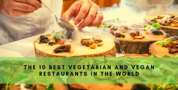 Caterquip Reveal the 10 Best Vegetarian and Vegan Restaurants in the World