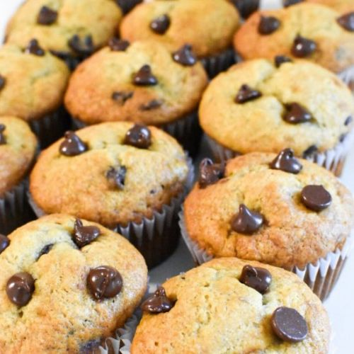 Special Ingredient Banana Muffins