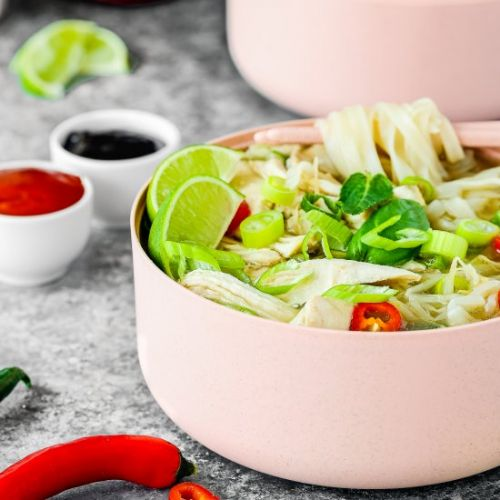 Easy Instant Pot Chicken Pho