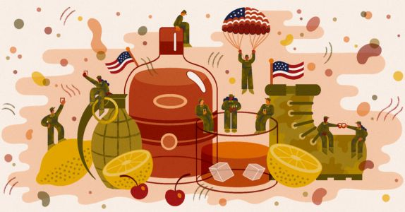 The Untold Story of Military Special, the U.S. Armed Forces' Own Bourbon