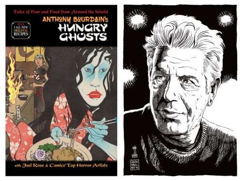 'Anthony Bourdain's Hungry Ghosts' Is a Collection of Eerie Food Tales Steeped in Samurai Lore
