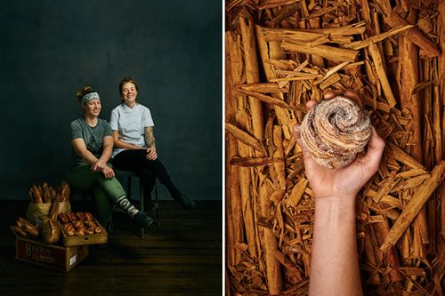 Holiday 2018 Pop-Ups: Machine Shop Boulangerie & Aurora Grace Chocolates