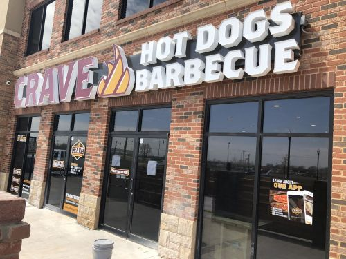 Crave Hot Dogs and BBQ Celebrates Banner Year