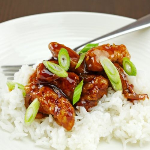 Easy Orange Chicken