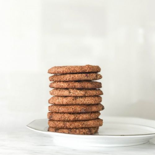 Oatmeal Chocolate Chip Molasses Cookies