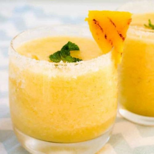 Non-Alcoholic Pineapple Drink