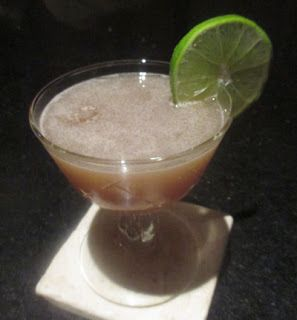 Navy cross cocktail