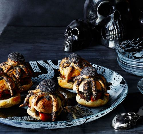5 Appetizers to Serve at Your Halloween Party