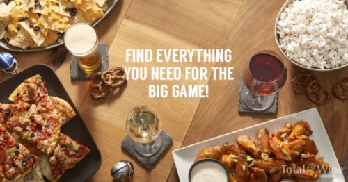 Big Game Planning and Baked Chicken Wings Recipe