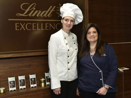 Chef Alex's Love for Lindt's Dark Chocolate