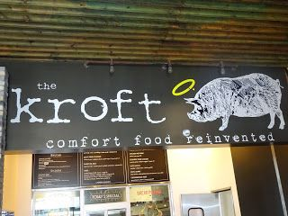 Far Out Lunch at the Kroft