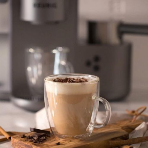 Mexican Chocolate Latte