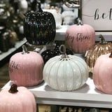 HomeGoods Is Selling Glass-Blown Pumpkins, and They're Really Beautiful