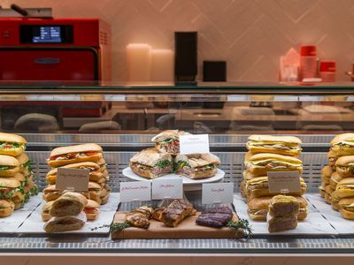 Look Inside the New Fast-Casual Restaurant From Giada De Laurentiis