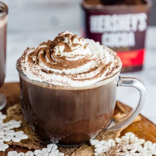 Dark Chocolate Mocha
