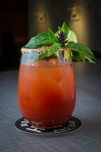 Thai Bloody Mary
