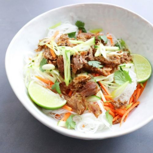 Vietnamese Style Rice Vermicelli
