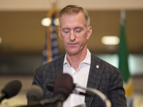 Portland Mayor Ted Wheeler Pepper-Sprayed a Man Outside Brewpub Chain
