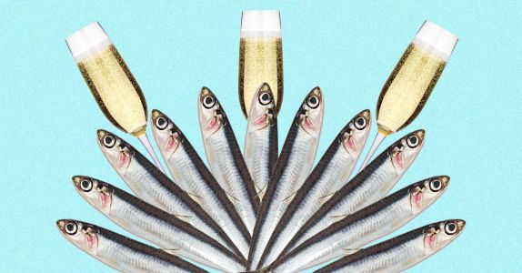 Why Sparkling Wine and Tinned Fish Is the Unexpected Pairing You Need