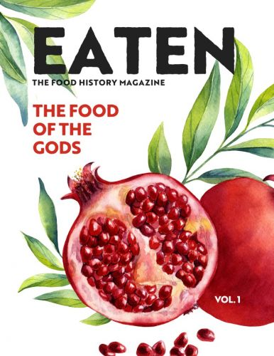 World's First Food History Magazine, Eaten, Is Now Available