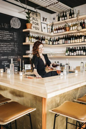 At Rebel Rebel, Lauren Friel Has Built a Dream Wine List