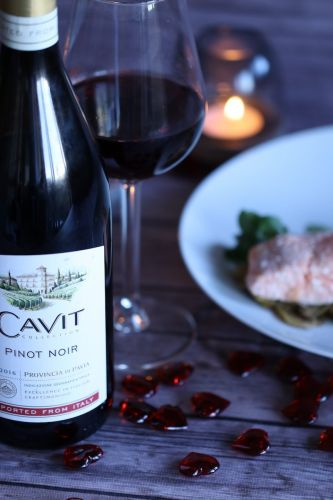 Romantic Night In: Decadent Food and Wine Pairings
