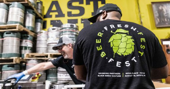 Pittsburgh's Fresh Fest Beer Fest Celebrates Passion and Progress