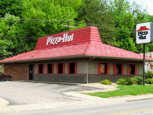 Pizza Hut Pivots to the Past With Retro Logo in Bid for Consumer Nostalgia