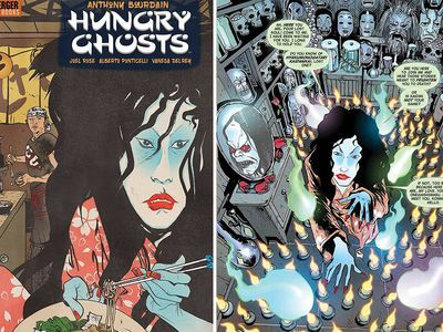 Anthony Bourdain's 'Hungry Ghosts' Is Not for the Faint of Heart