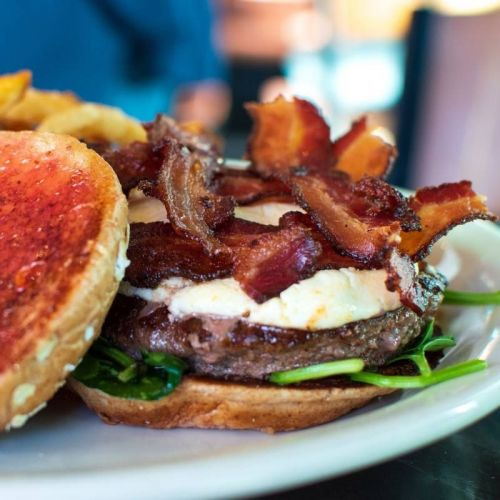 Bad Daddy's Burger Bar is the G.O.A.T with New Goat Cheese Burger