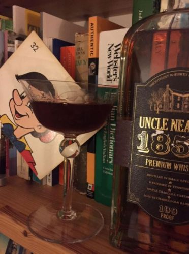 What I'm Drinking: The Tipsy ItalianUncle
