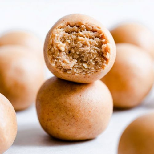 3 ingredient PB energy bites